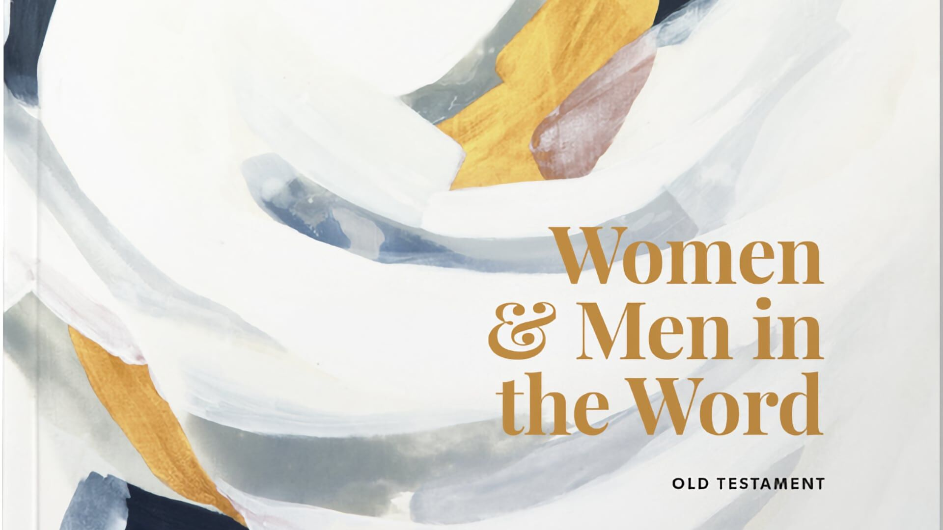 Women and Men in the Word: Old Testament